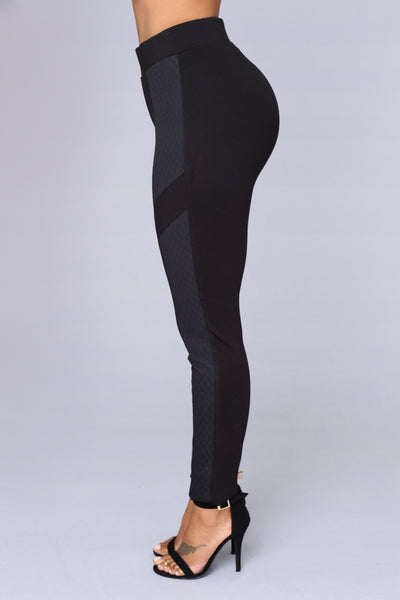 Shotgun Leggings - Black