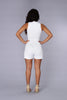 Dauntless Romper - Ivory