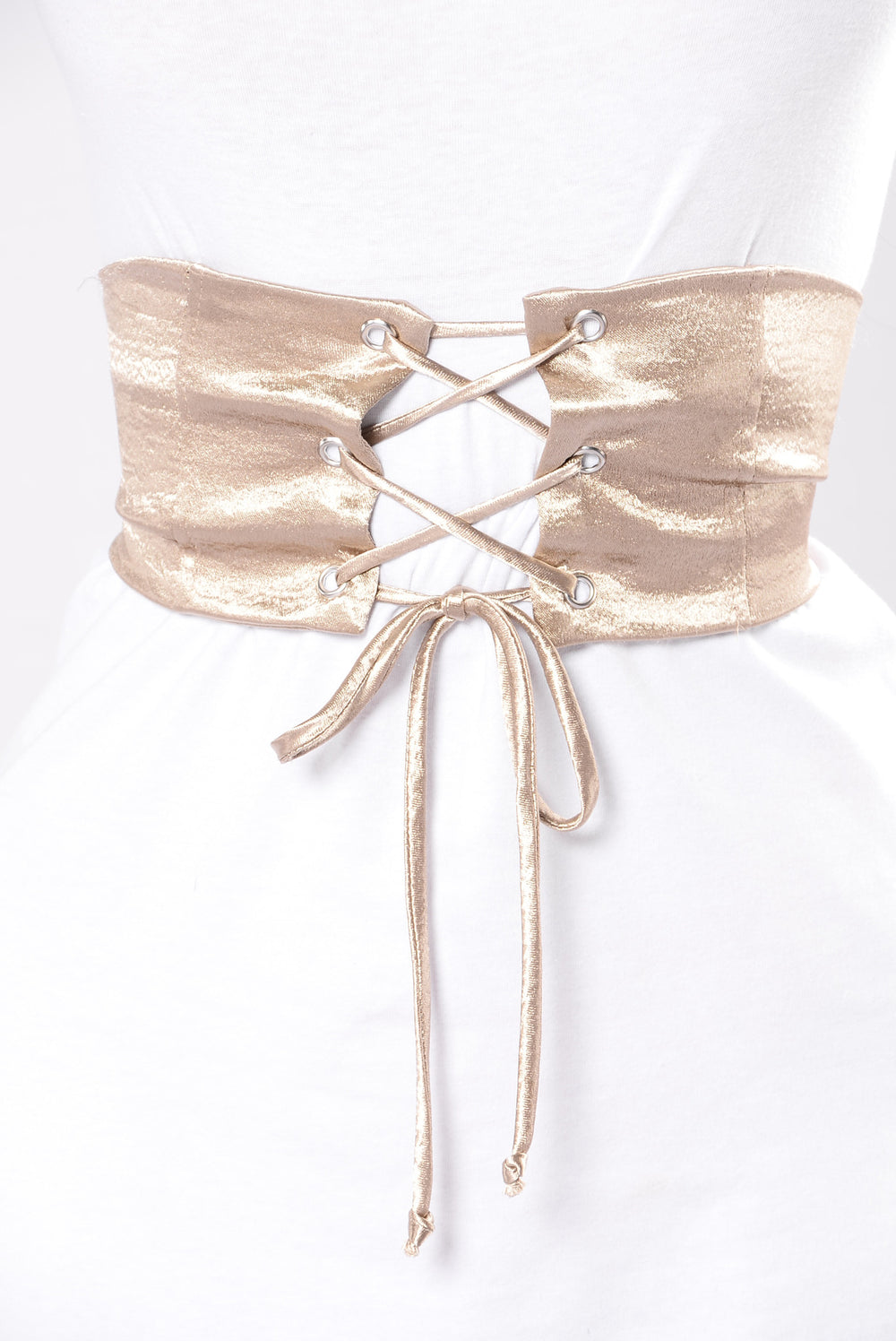 Glow Getta Belt - Gold