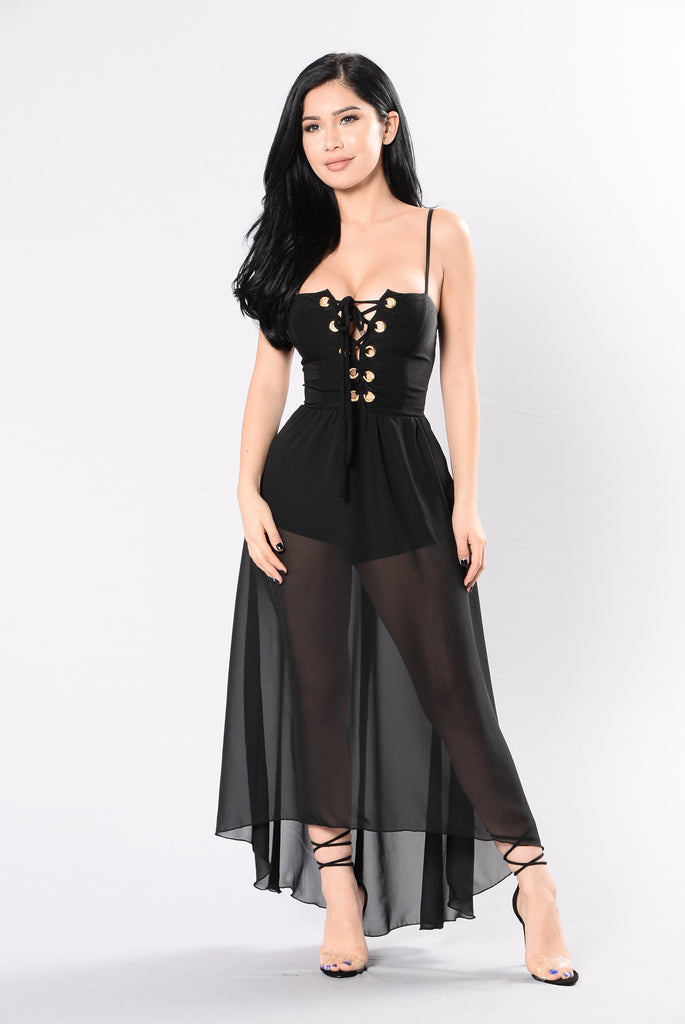 It's My Party Dress - Black