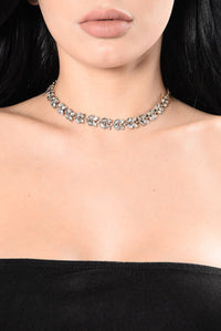 In The Cabana Choker - Gold