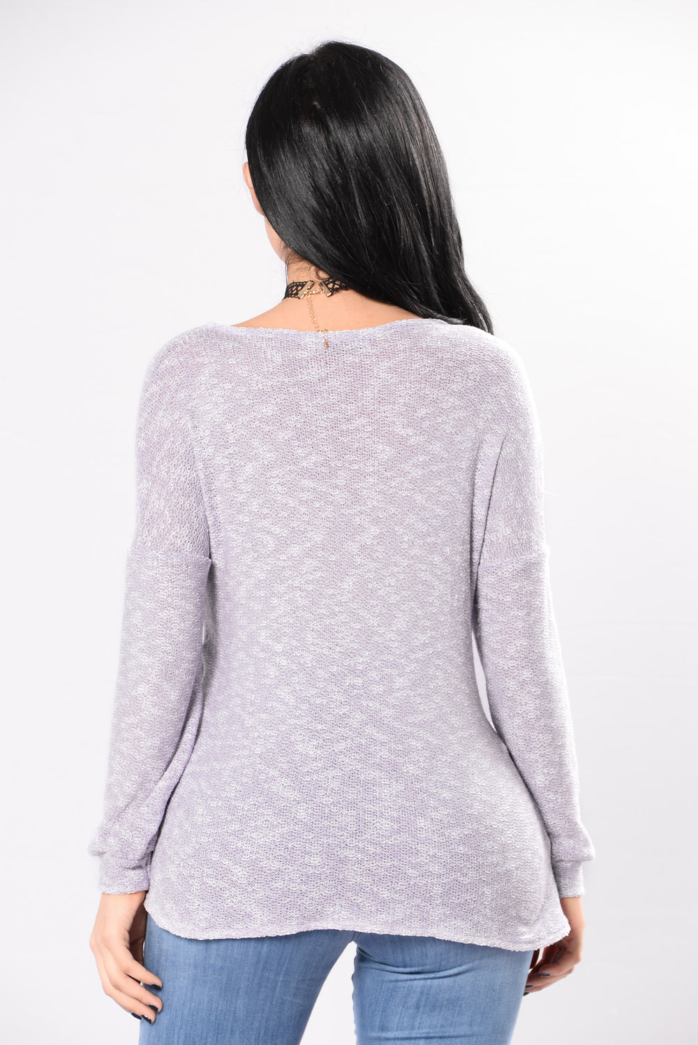 Desperado Top - Lavender