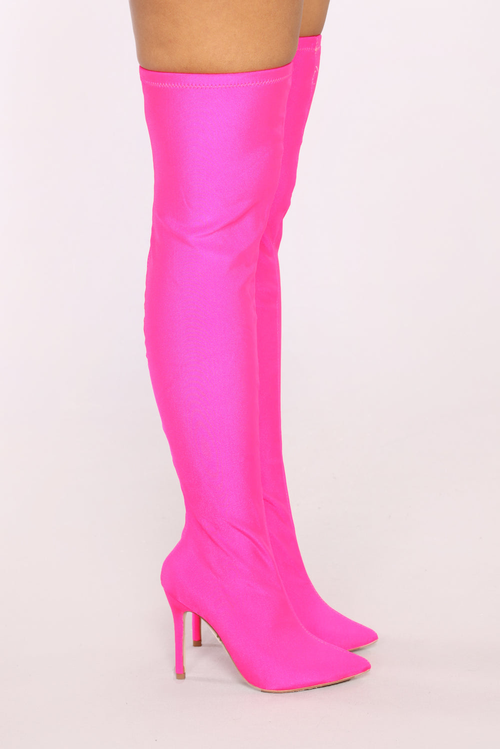 Lost In Your World Boot - Pink