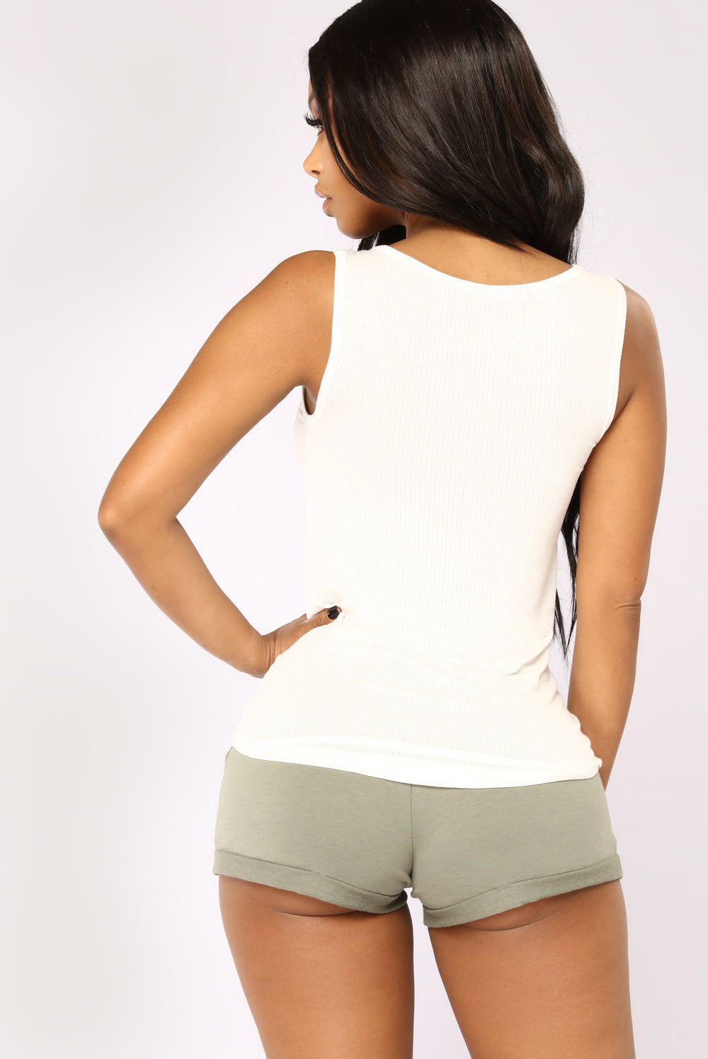 Love This Tank - White