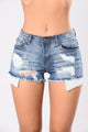 Walk On Air Shorts - Blue