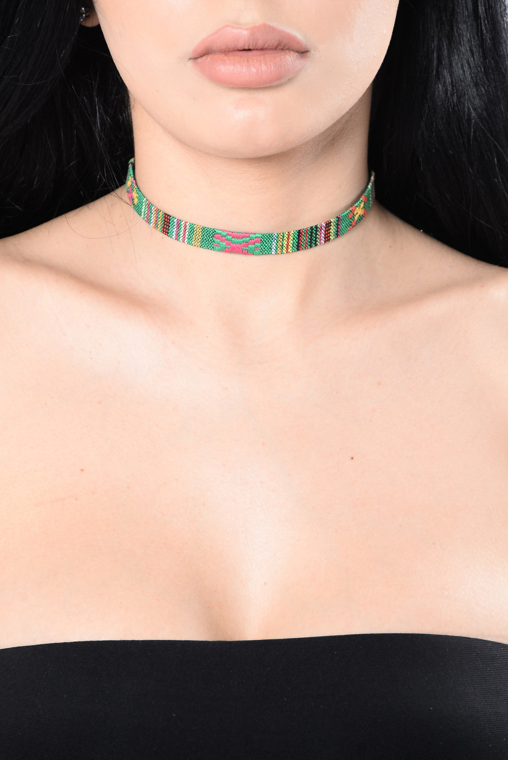 Long Ways From Home Choker Set - Multi