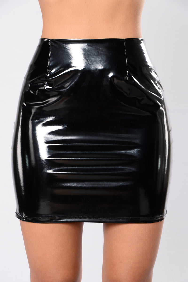 Boot Camp Skirt - Black
