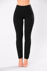 No Fear Pants - Black