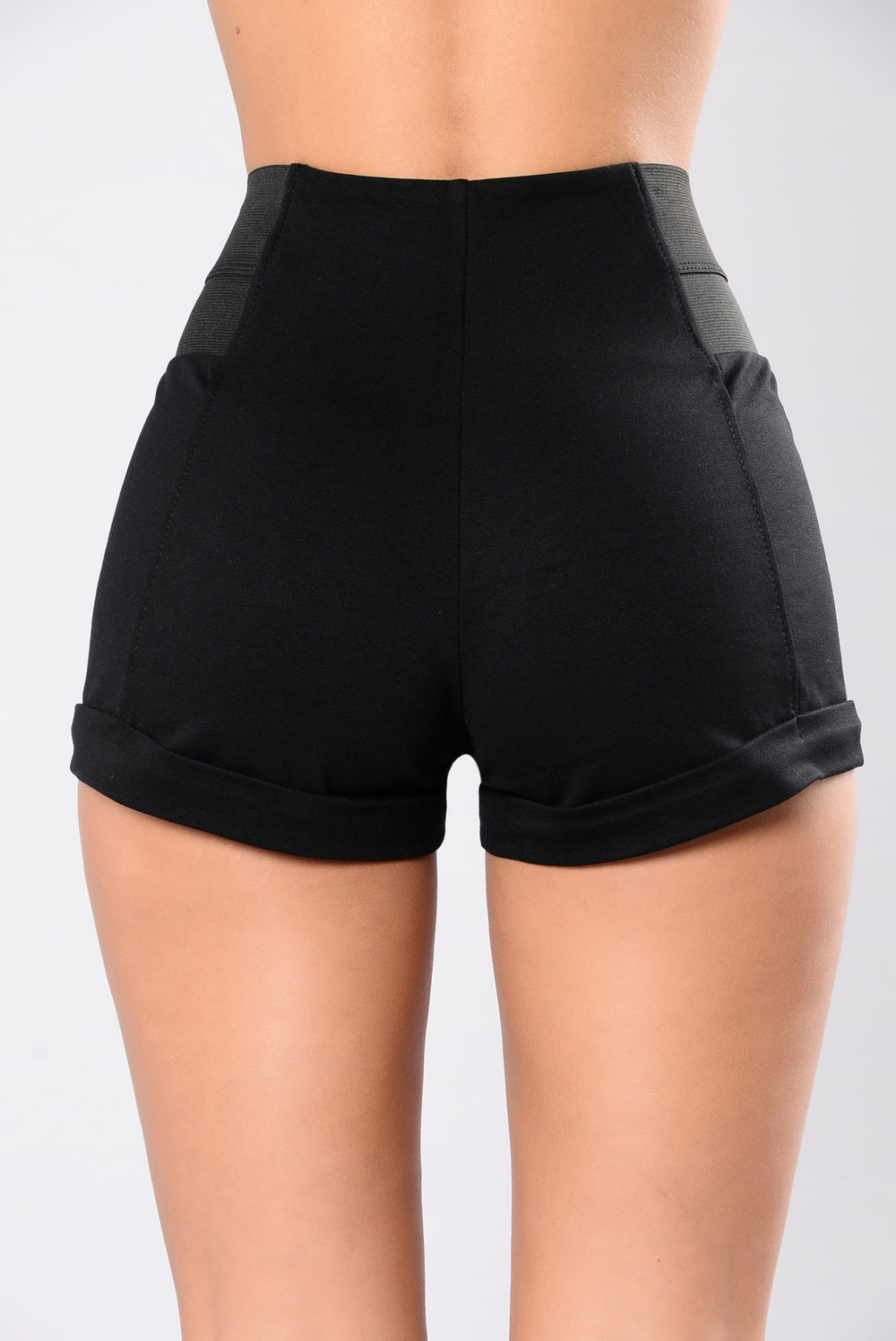 Let's Play Shorts - Black
