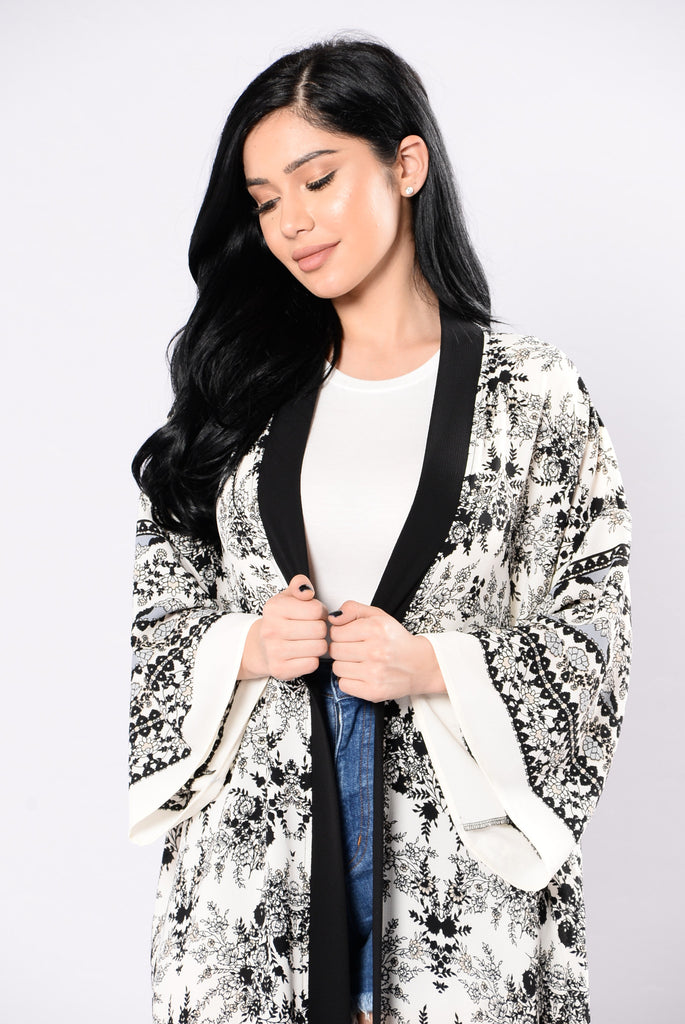 Pursuit Of Comfort Jacket - Ivory