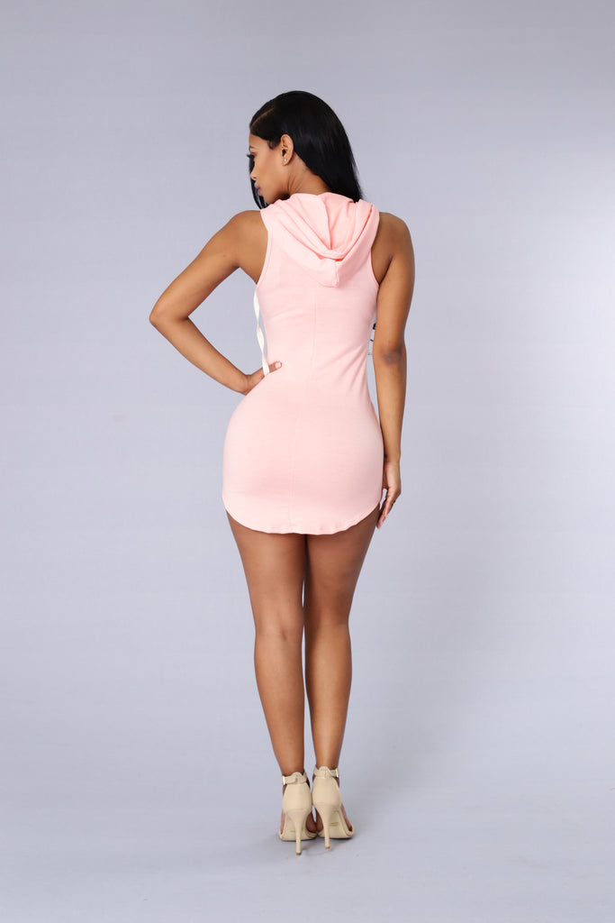 Rascal Dress - Blush
