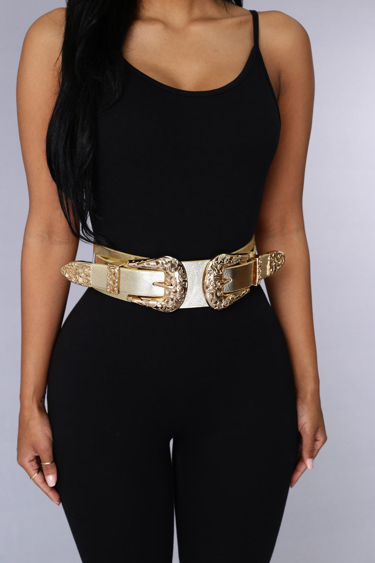 Dolce Belt - Gold