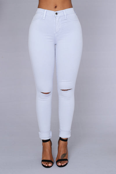 Canopy Jeans - Lilac Grey
