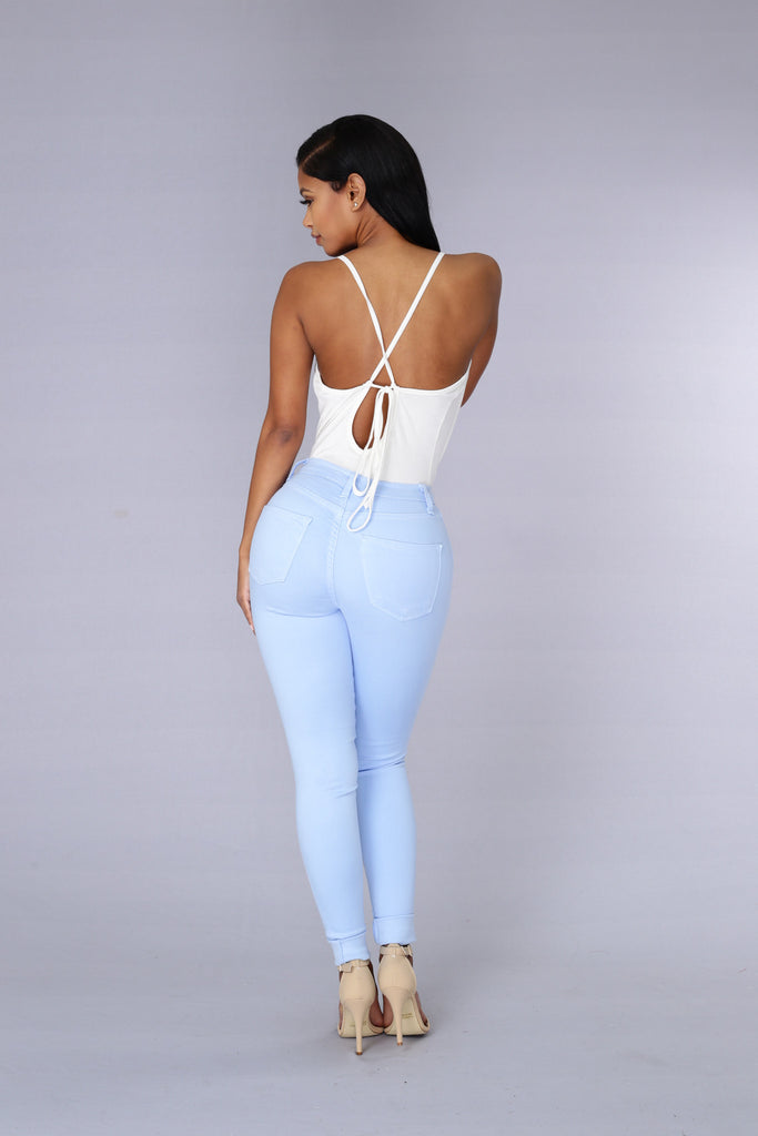 Sylvie Bodysuit - Off White