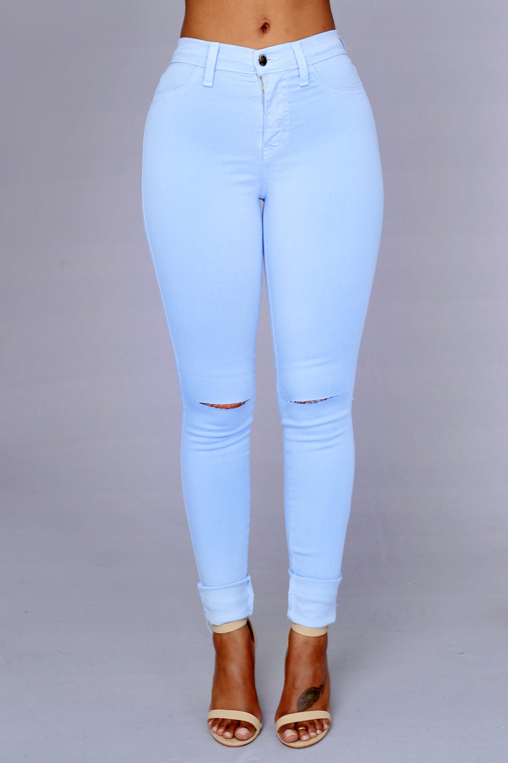Canopy Jeans - Baby Blue