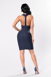 Next Generation Dress - Navy