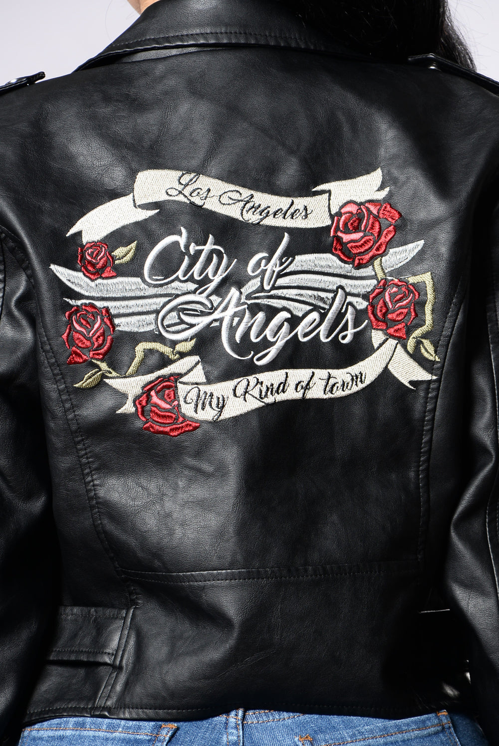 Our Town Jacket - Black