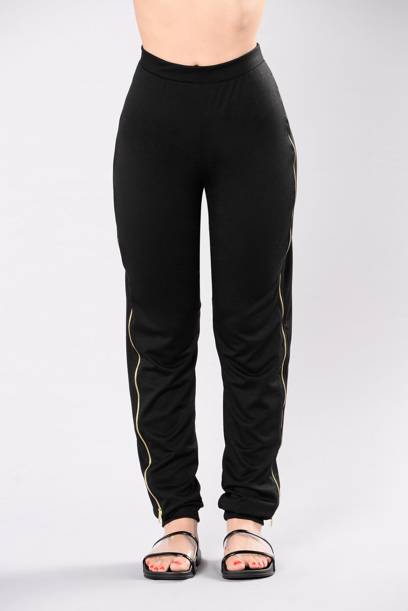 Casual Cool Jogger - Black