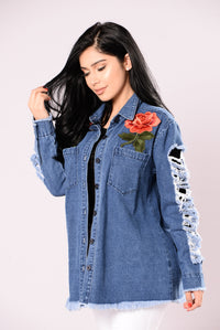 Sister Rose Jacket - Medium