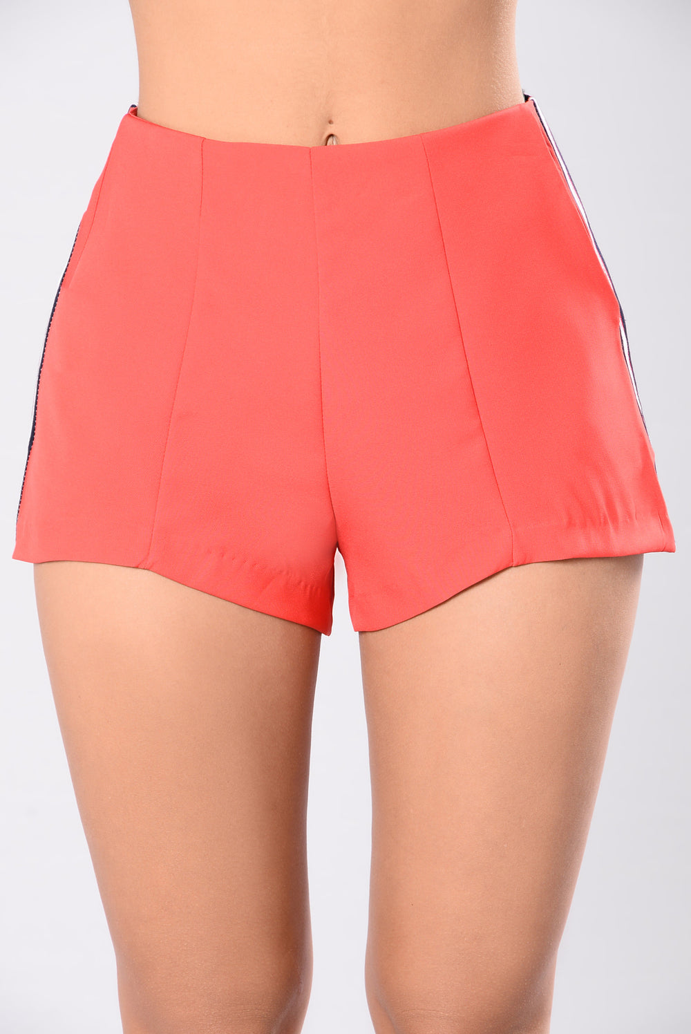 Catwalk Shorts - Red