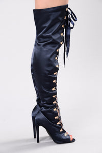 Searching For A Thrill Boot - Royal Blue