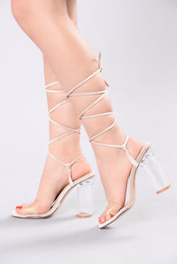 Late Night Drive Heel - Nude