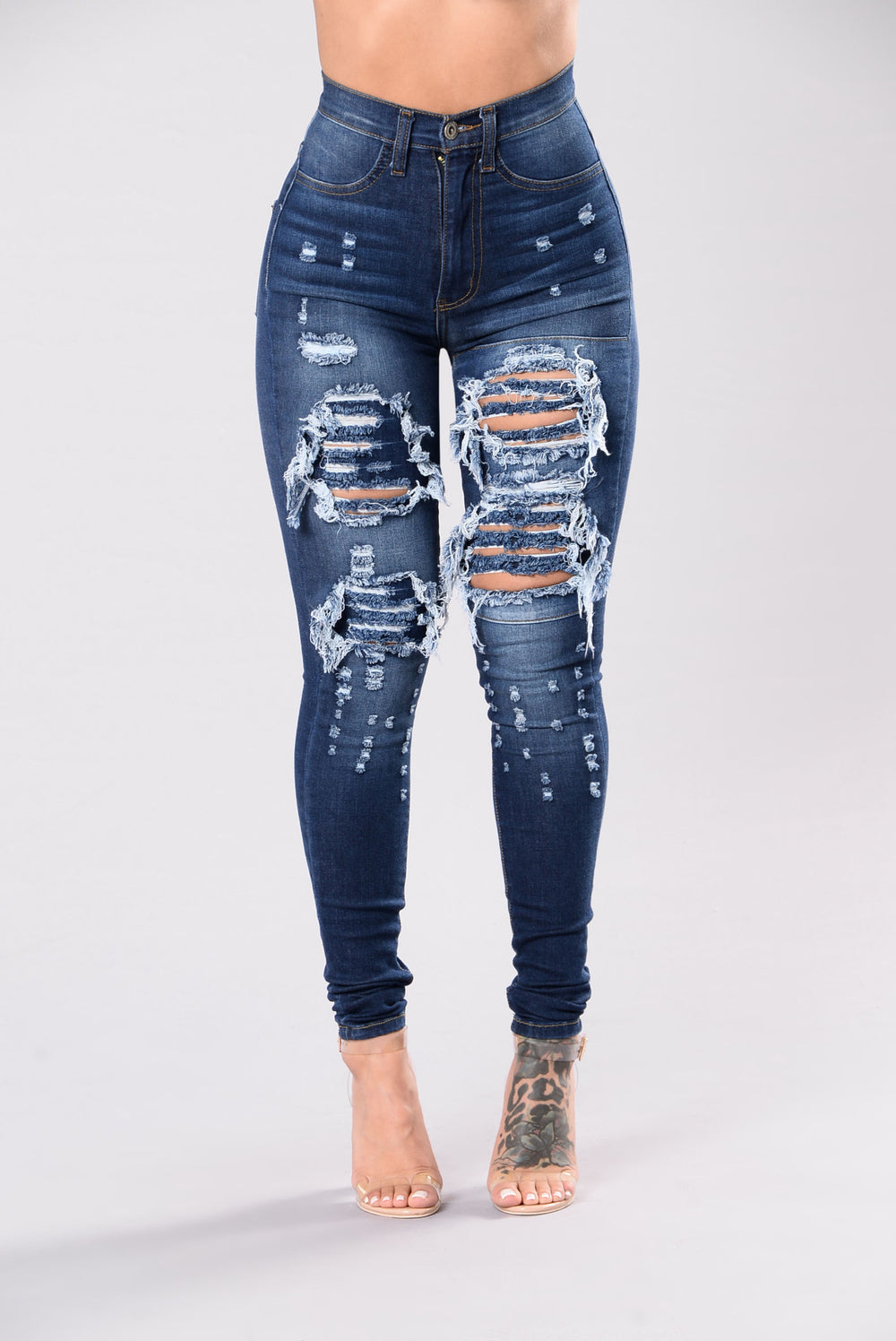 Denim Dreams Jeans - Medium Blue