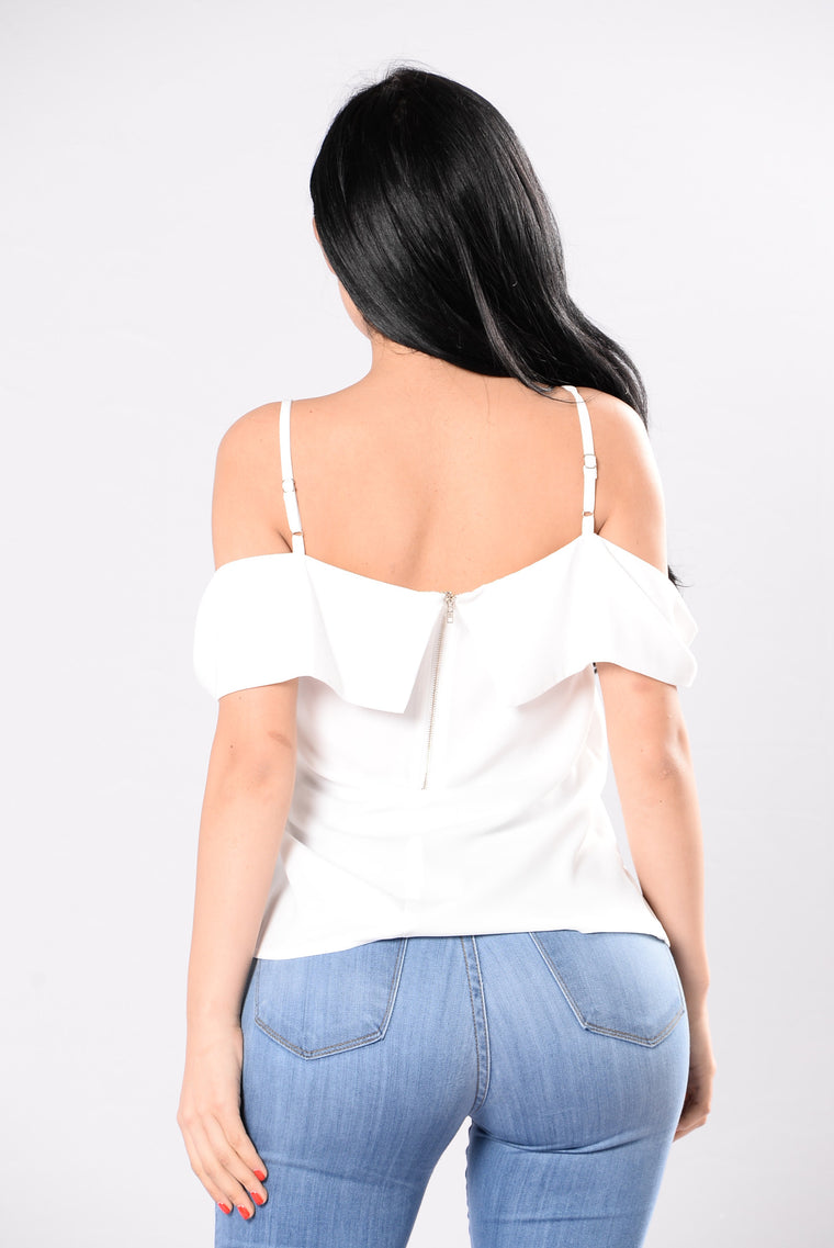 Seduced Minds Tank - Off White
