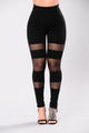 High waist style leggings for going out club