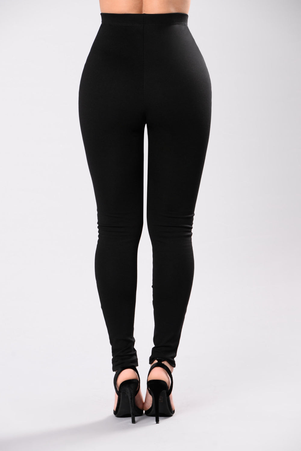Black and see through leggings for going out