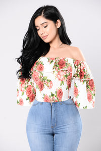 Need My Love Top - Floral