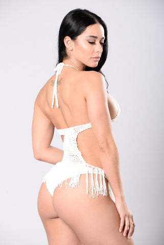 Molokai Swimsuit - White