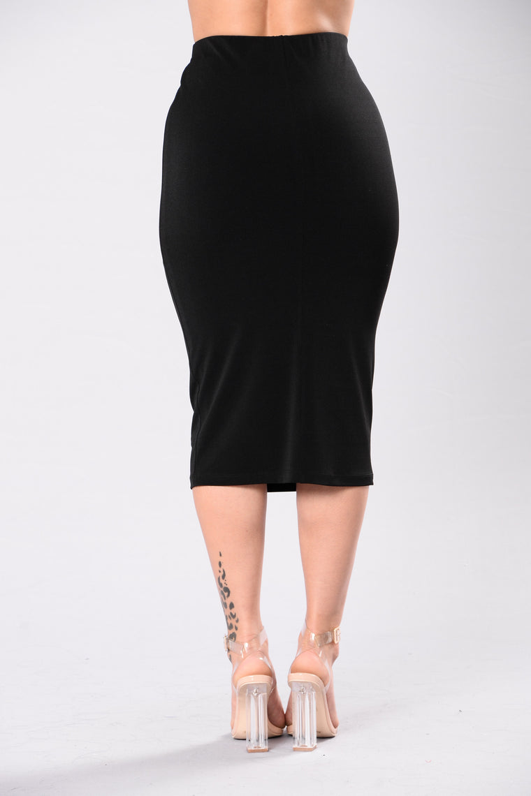 Valencia Skirt - Black