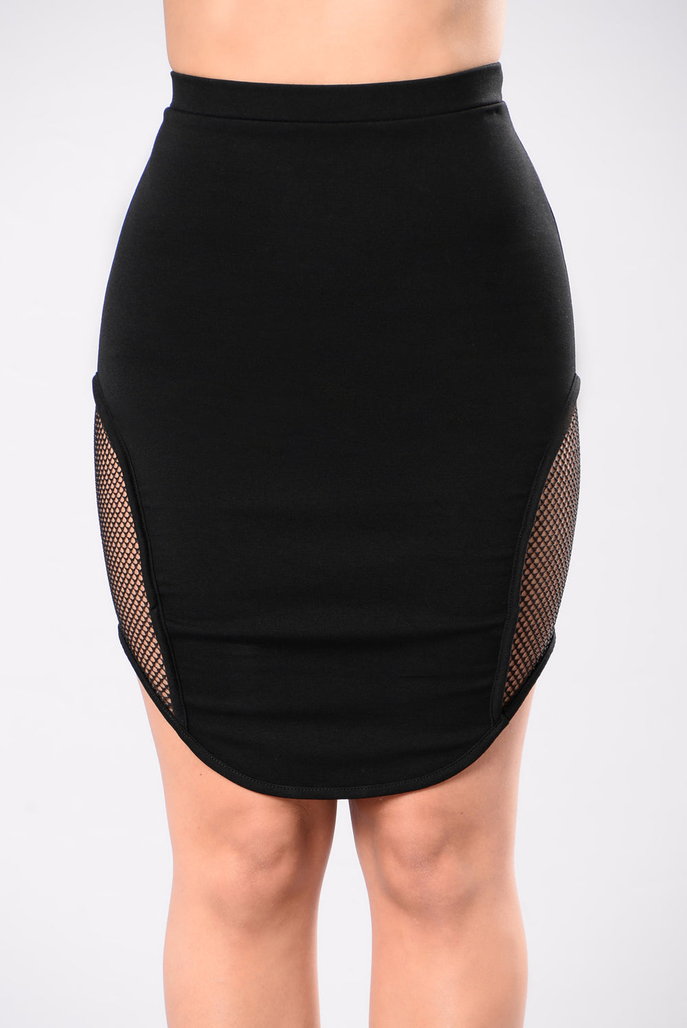 Girls Only Skirt - Black