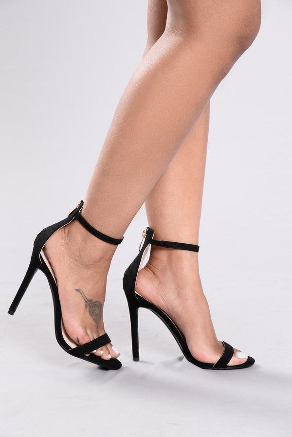 8c260219471 Gets Better With Time Heel - Black
