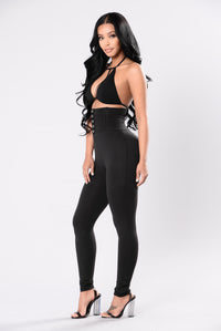 Supposed To Be Leggings - Black