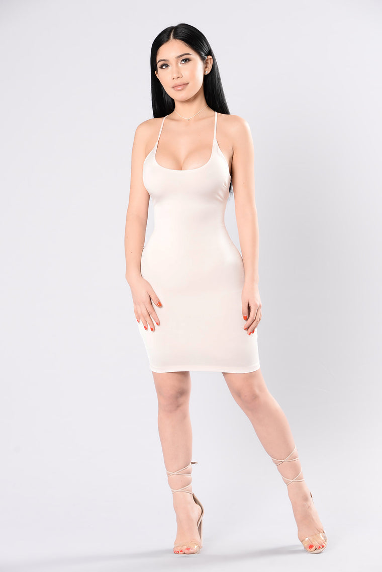 Got You Covered Dress - Ivory