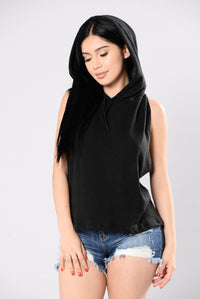 Your Favorite Gang Top - Black