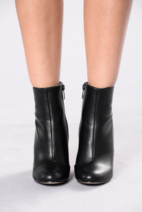 See It Now Boot - Black