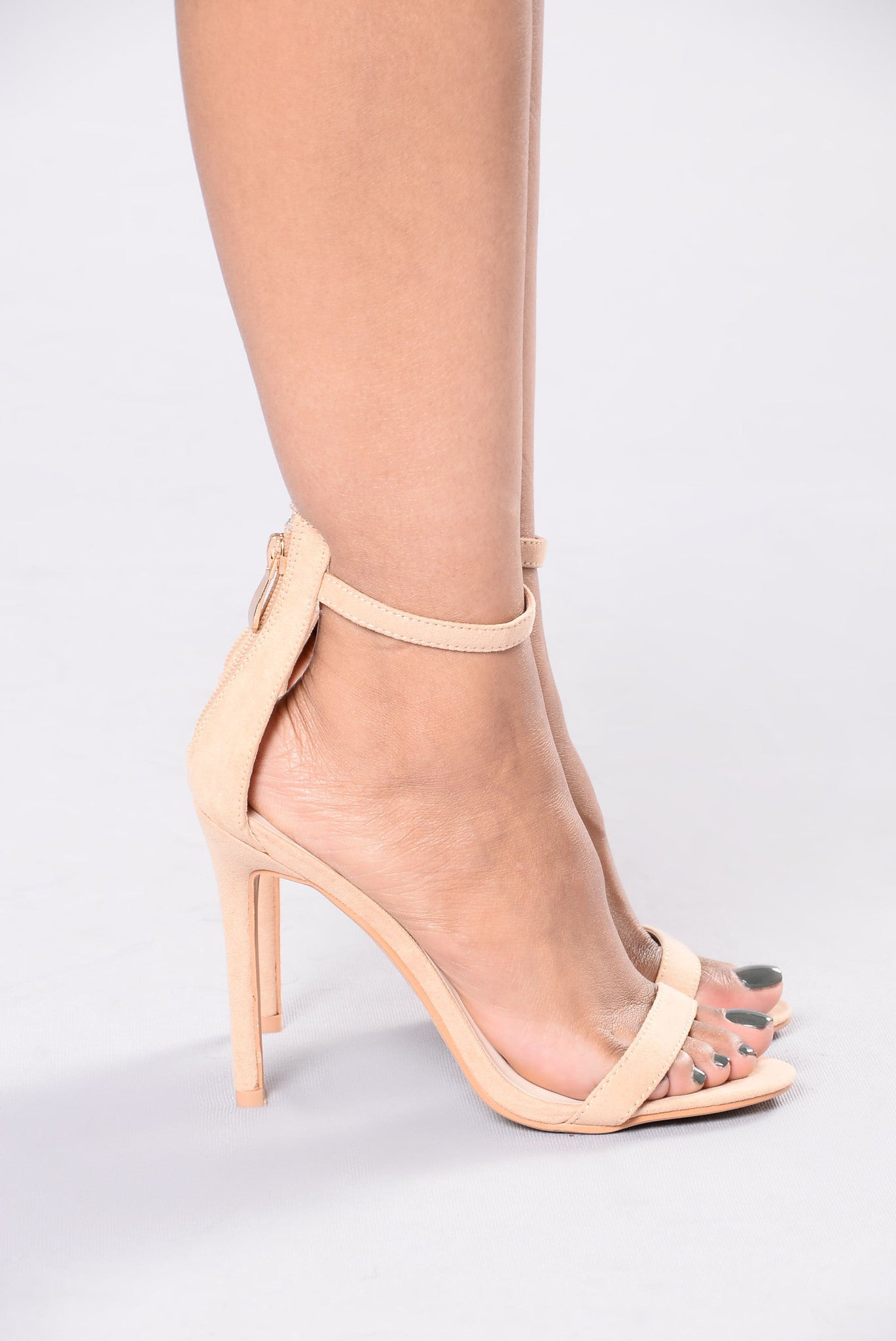 217d402b618 Gets Better With Time Heel - Nude