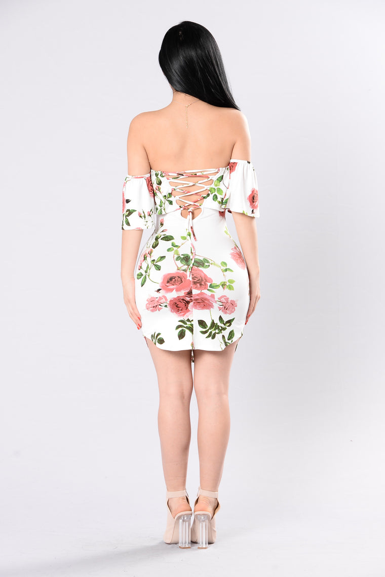 Song For You Dress - Floral