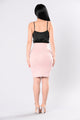 Found This Love Skirt - Blush
