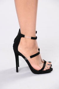 Most Compatible Heel - Black