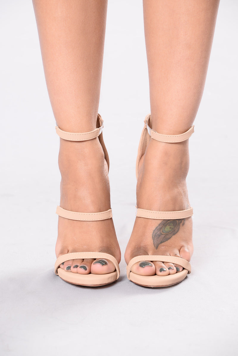Most Compatible Heel - Nude