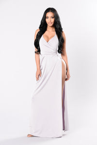 Angelina Dress - Violet