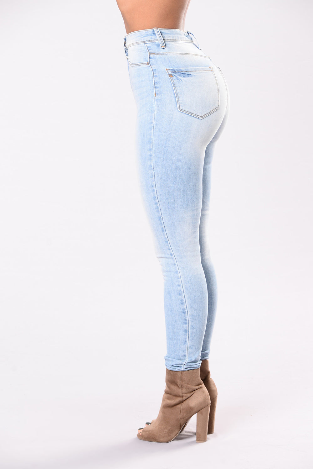 Retro Culture Jeans - Light