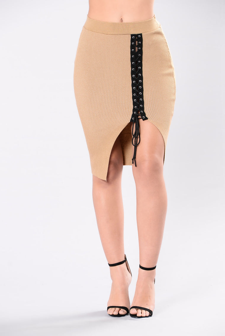 Inside My Love Skirt - Desert Sand
