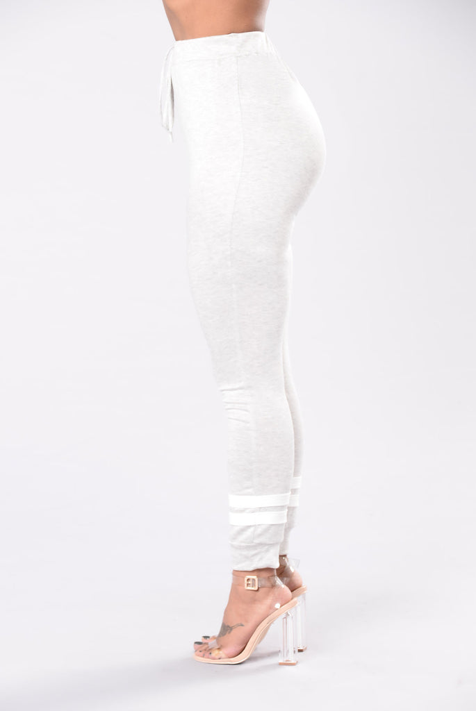 Trippin Pants - Heather Grey