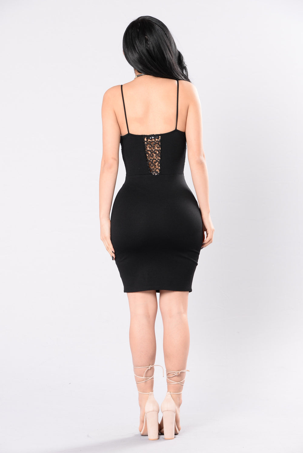 Don't Miss This Dress - Black