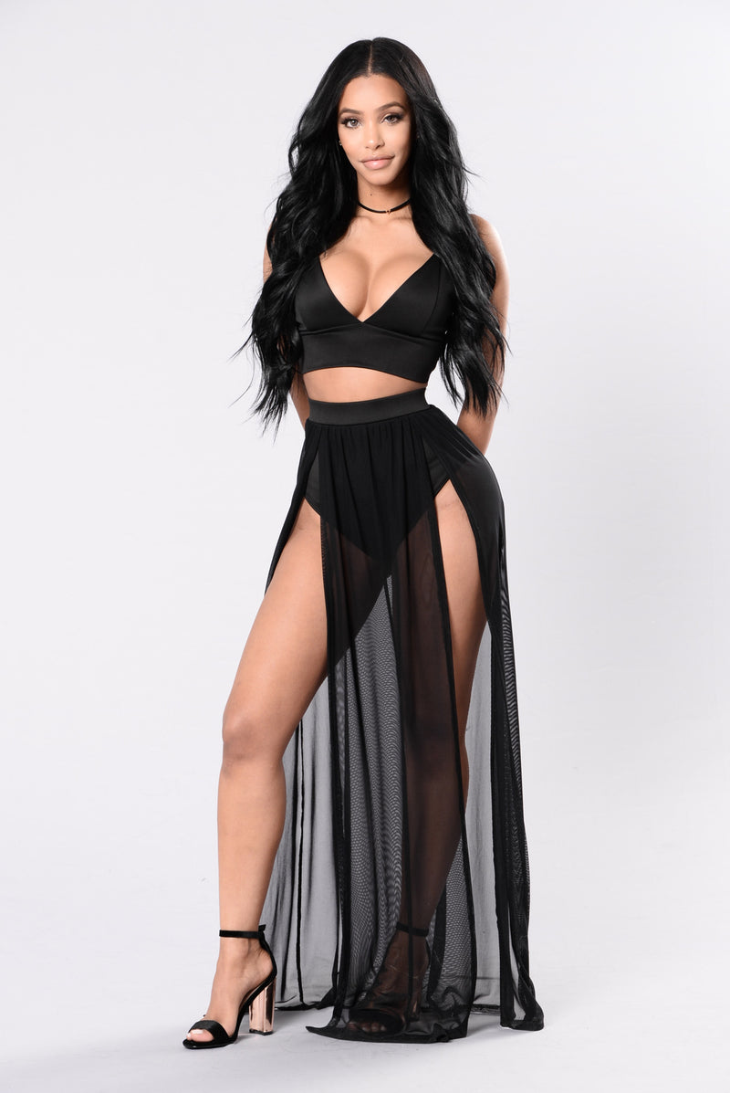 Woman Of Your Dreams Skirt - Black